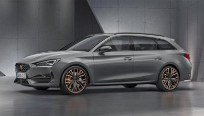 cupra reveals electric plans leon ehybrid