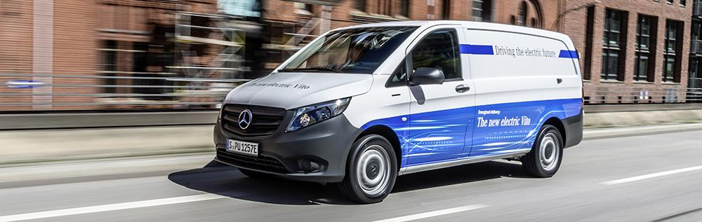 mercedes benz evito charging guide