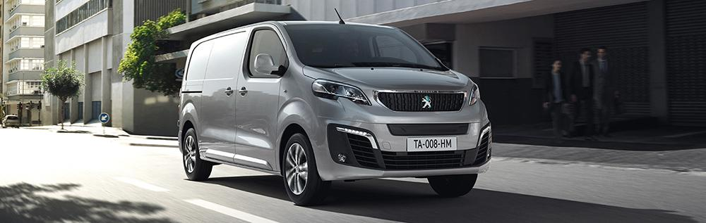 peugeot e-expert charging guide