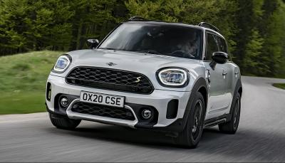 bmw mini announce phev updates