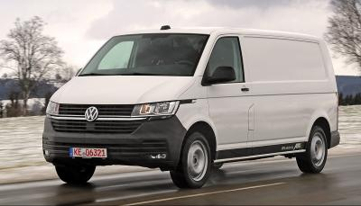 vw etransporter launched