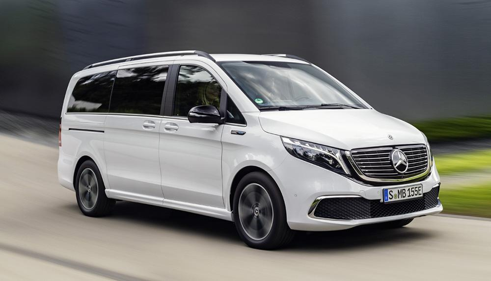 mercedes benz eqv electric mpv sale