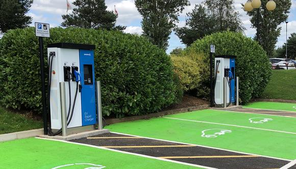 swarco-roll-rapid-ev-taxi-chargers-kent-council