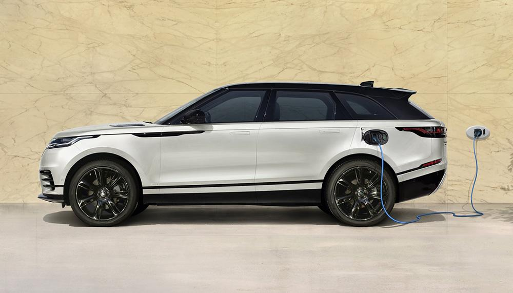 land rover launches range rover velar phev