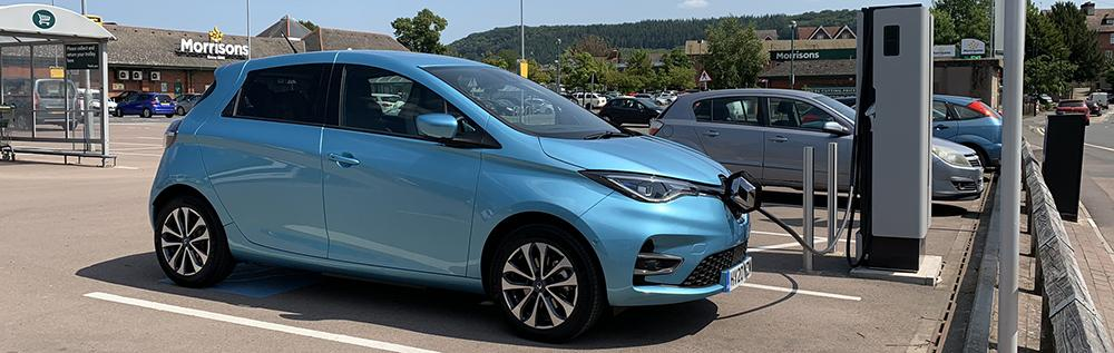 renault zoe 50 review