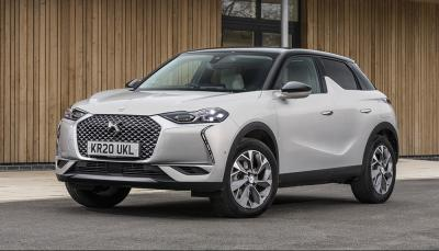 ds 3 crossback tense review