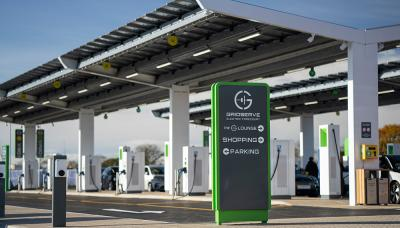 hitachi capital invests 10m electric forecourts