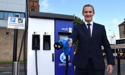 swarco operate chargeplace scotland