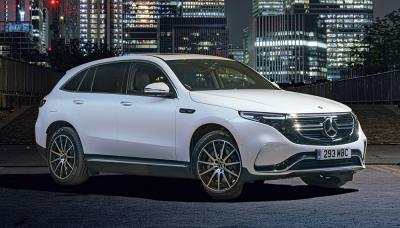 mercedes benz eqc review